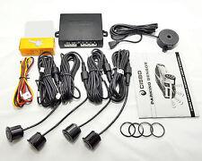 Cisbo auto posterior inversión Sensores De Estacionamiento 4 Sensores De Audio Zumbador Alarma Canbus Kit