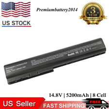 Battery For HP Pavilion DV7-1000 DV7-1243CL DV7-1273CL dv7-1135nr dv7-1232nr US