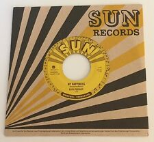 Elvis Presley / My Happiness & That's When Your Heartaches Begin SUN 45 Mint