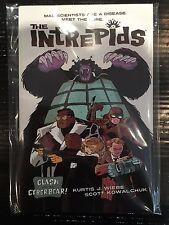 Intrepids Volumen 1 Libro en Rústica Novela Gráfica Imagen Comics 9781607064978