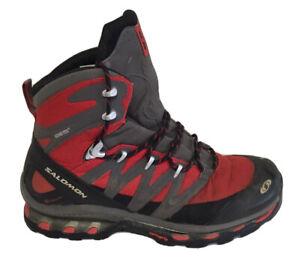 Men's Salomon Cosmic 4D 2 GTX UK Size 9.5 EU 44 Waterproof Walking Hiking Boots