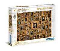 Puzzle 1000 pezzi Harry Potter Impossible Portraits Clementoni Giocattolo