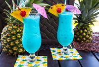 BLUE HAWAIIAN RUM / MOSCATO WINE SLUSH MIX