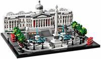 LEGO Architecture 21045 Trafalgar Square Building Kit, New 2019 (1197 Pieces)