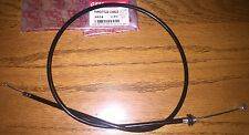 ATC90 US90 ATC 90 BLACK THROTTLE CABLE ALL YEARS HONDA 1970 TO 1978 (AFT8614)