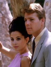 PEYTON PLACE - TV SHOW PHOTO #2 - BARBARA PARKINS + RYAN O'NEAL