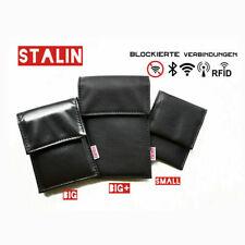 """DER """"STALIN"""" Anti-Spionage abhörsichere Hochwertige Handytasche: SMALL BIG BIG+"""