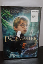 ** The Pagemaster (DVD) NEW