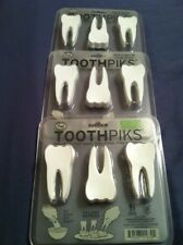 NIP Lot Of Fred And Friends Toothpiks