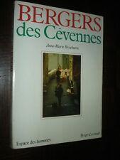 BERGERS DES CEVENNES - A.-M. Brisebarre 1979 - Lozère Gard Languedoc Roussillon