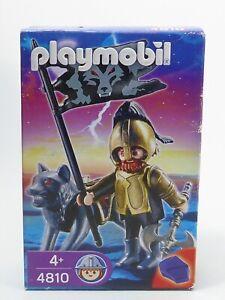 Playmobil Ritter - 4810 Doppelaxt-Kämpfer - neuwertig & komplett in OVP