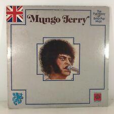 "MUNGO JERRY - Pye History Of British Pop Music - 12"" Vinyl Record LP 1975"
