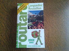le guide du routard 2002-2003 languedoc roussillon