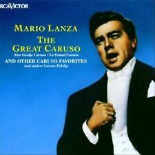 The Great Caruso (Original Soundtrack) by Mario Lanza (Actor/Singer) (CD,...