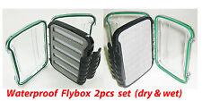 Kufa Waterproof Flybox 2 pcs combo (F228 & F226)