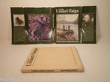 In der Ussuri-Taiga - Suche nach dem Riesenfischuhu, 129 Seiten, 1983