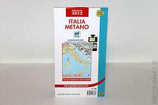 ITALIA METANO 2012 CARTA STRADALE [1:800.000] [CARTINA/MAPPA] BELLETTI EDITORE