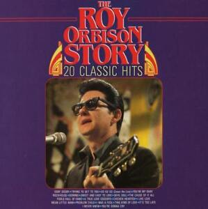 ROY ORBISON - 20 CLASSIC HITS  masters LP 1985  NL