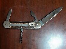 Hubertus Special Pocket Knife Camper