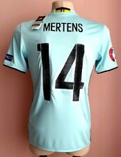 Belgium 2016 - 2017 Away football Adidas shirt #14 Mertens