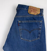 Levi's Strauss & Co Hommes 501 Jeans Jambe Droite Taille W38 L32 AKZ448