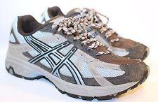 Womens ASICS GEL ENDURO TN7C7 Brown/Blue Trail/Running Shoes Size 7 1/2 Sneaker