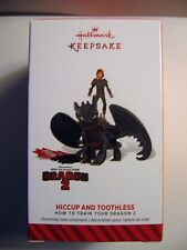 Hallmark 2014 Hiccup and Toothless How to Train Your Dragon 2