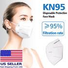 US Top Seller K-N95 KN-95 Face Mask Protective Respirator Disposable 5 Masks