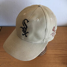 SOX  Ball Cap Hat  Camelback Ranch Glendale  Tan Black