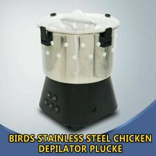 New Small Poultry Plucker Chicken Birds Depilator Dove Feather Plucking Machine