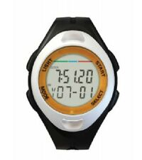 WALKING PEDOMETER WATCH - WRIST PEDOMETERS JS712A - FITNESS GYM STEPS WITH PULSE