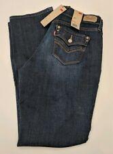 Levi's 505 Straight Leg Blue Jeans 8M 29 Inseam NEW