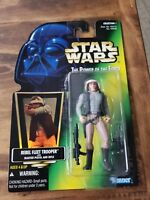 New 1996 STAR WARS THE POWER OF THE FORCE REBEL FLEET TROOPER