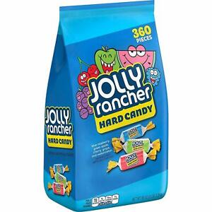 JOLLY RANCHER Bulk Holiday Candy Variety pack (360ct)- Individually wrapped