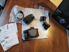Sony Alpha A7 III Mirrorless Digital Camera Body & Lens 28-70