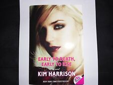 KIM HARRISON – Early to Death, Early to Rise (Madison Avery #2)