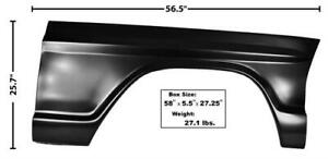 1967-72 Ford Pickup Truck Fender - RH