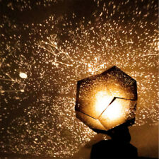 Romantic Astro Star Sky Laser Projector Cosmos Night Light Lamp Home Decor USB