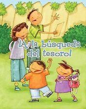 A la busqueda del tesoro Treasure Hunt (Facil De Leer Easy Readers) (Spanish Edi