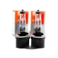 4 X H27W/1 Poires 880 Halogène Voiture Lampe PG13 27W Ampoule 12V