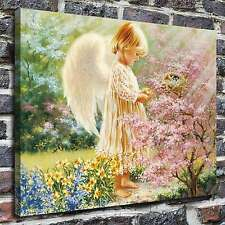 Barefoot angel Paintings HD Print on Canvas Home Decor Wall Art Pictures posters