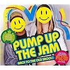 Various Artists - Pump Up The Jam (Back To The Old Skool,)2xCD