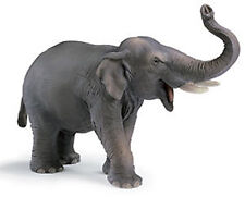 NEW* SCHLEICH 14144 Indian Elephant Male - World of Wild Life Wildlife - RETIRED