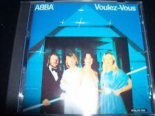 Abba Voulez-Vouz (West German) POLCD292 CD - Like New
