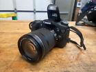 EXCELLENT Canon EOS 70D 20.2 MP DSLR Camera W/ EF-S 18-135mm Lens