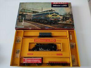 Coffret Hornby Acho France Le Picard Locomotive Vapeur 131