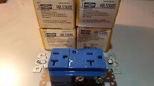 HubbellHBL5360SReceptacle 20 Amps 125VAC Voltage NEMA Configuration 5-20R Numb