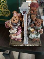 Boyds Bears & Friends Verna & Shirlie Recipe for Friendship #228380