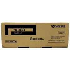 Kyocera Genuine TK-3104 Toner For FS2100D FS2100D M3040IDN M3540DN -12,500 Pages