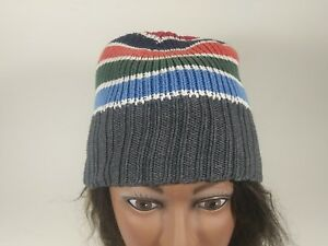 Mulit-Color Knit Skull Cap Beanie